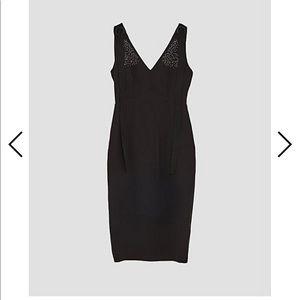 Zara Dresses - New ZARA shimmer detail dress